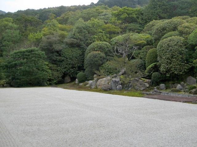 Karesansui Zen Garten in Japan